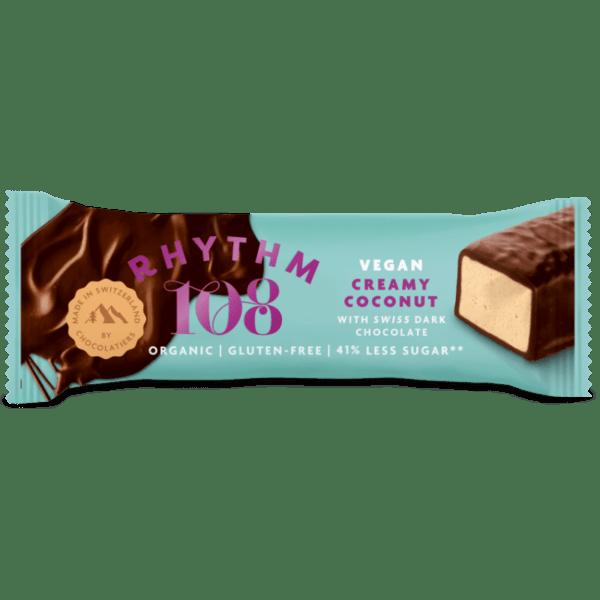 rhythm 108 coconut bar vegan