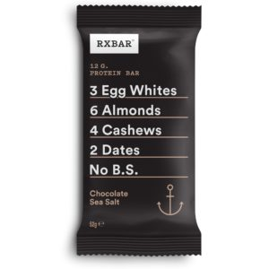 RX chocolate salt