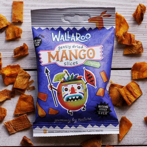 Wallaroo Organic Dried Mango