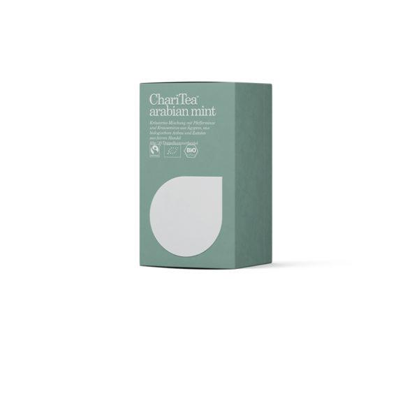 Arabian mint organic tea