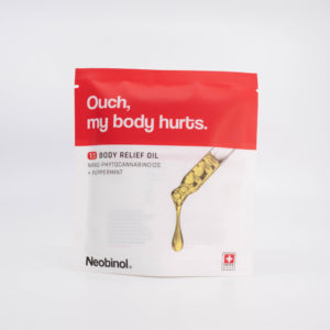 neobinol body relief front