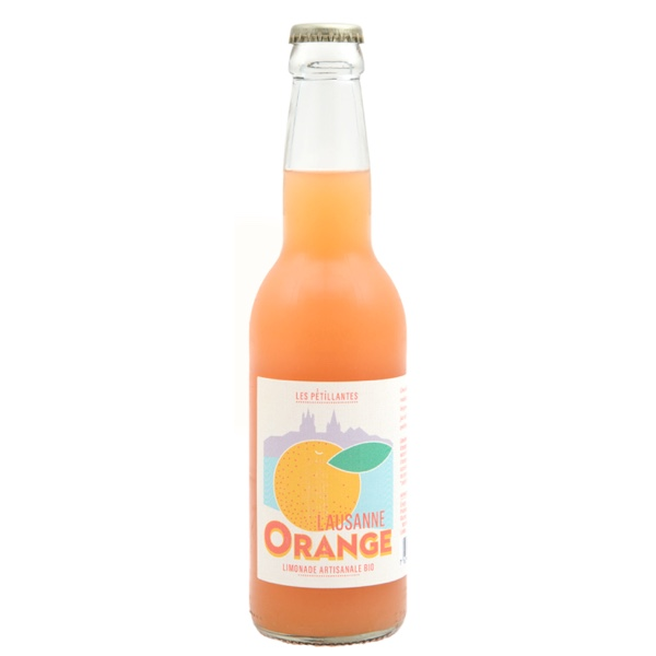 Orange - Lemonades