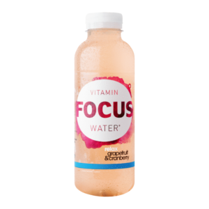 vitamin focus water