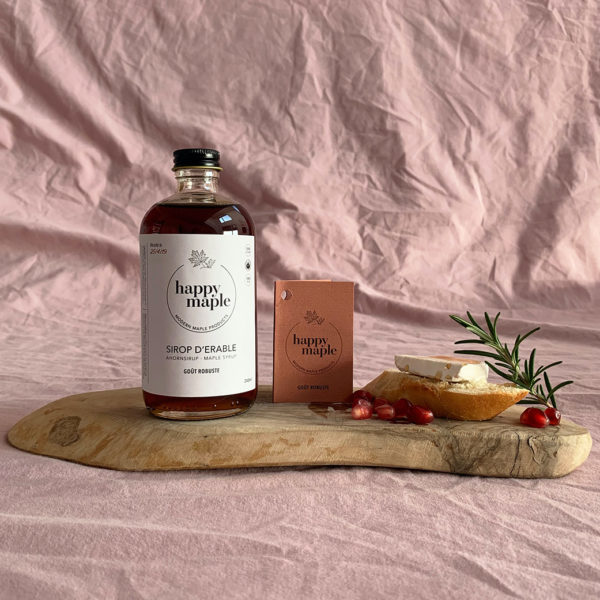 Happy Maple Sirup-Trio robust