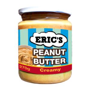 swiss creamy peanut butter