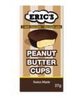 Dark chocolate peanut butter cup swiss made siradis
