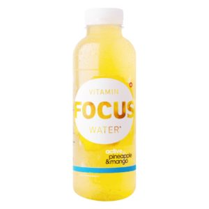 focus water vitamin