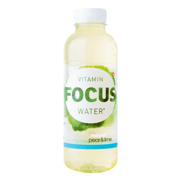 FOCUSWATER_Pear and Lime