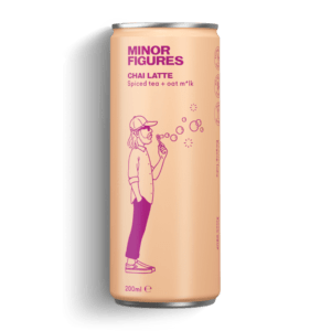 minor figures chai latte cold brew