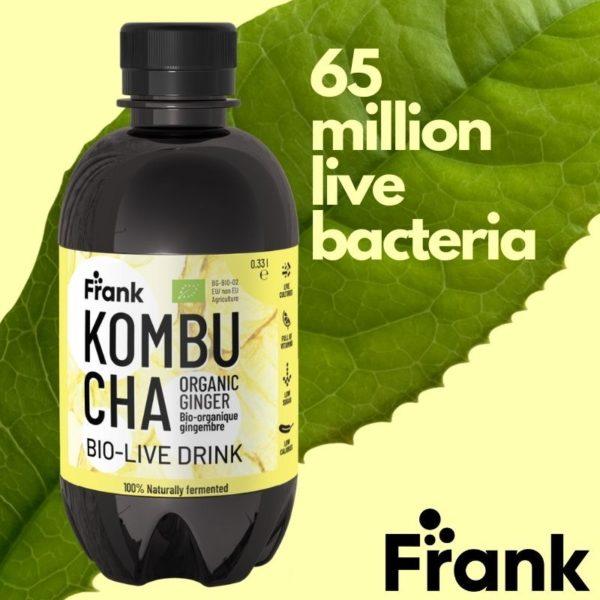 Live bacteria kombucha active drink Switzerland