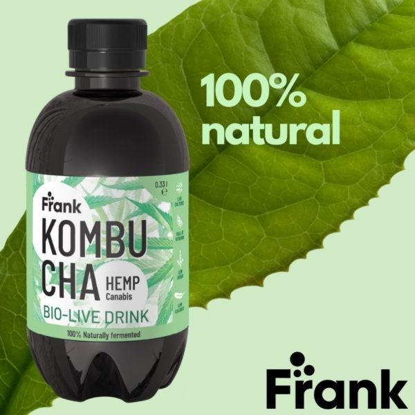natural kombucha hemp Switzerland