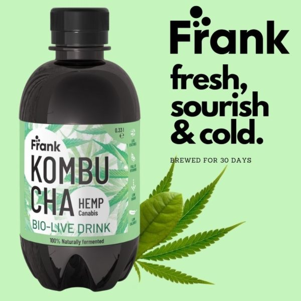 hemp fresh frank kombucha