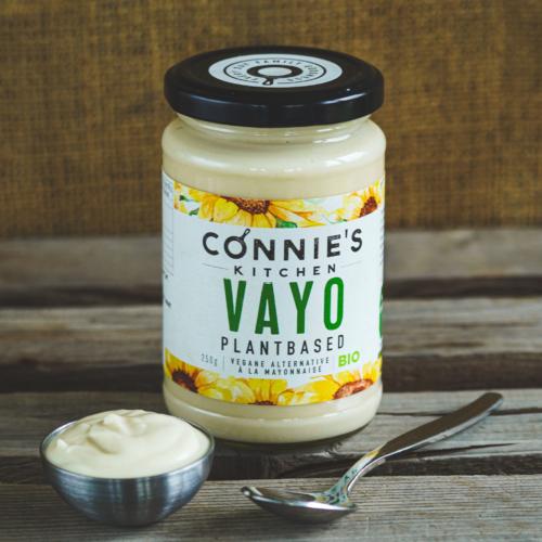 vegan plant-based mayo connie kitchen switzerland