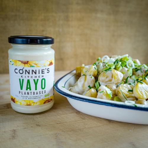 vegan mayo recipes plant-based mayonnaise