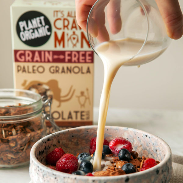 paleo granola superfood organic healthy