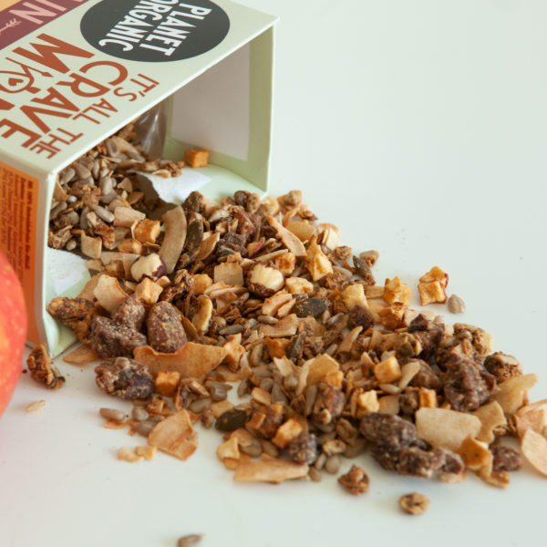 Organic Granola Healthy Switzerland