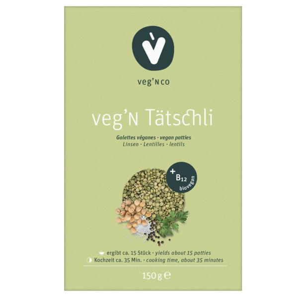 vegan patties homemade veg'n co
