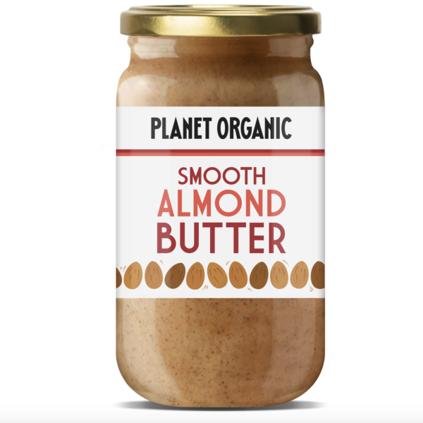 Planet Organic large almond butterSwitzerland