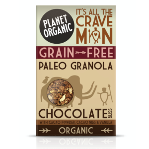 Paleo Granola Chocolate Switzerland