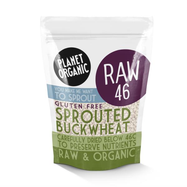 organic raw sprouted buckwheat superfood switzerland