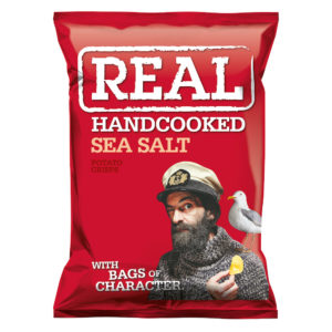 REAL - SEA SALT POTATO CHIPS