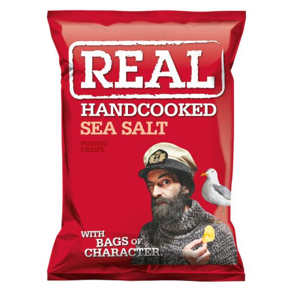 REAL - SEA SALT POTATO CHIPS