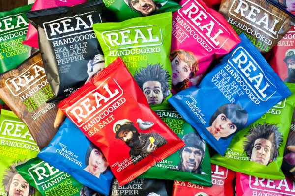 REAL - POTATO CHIPS