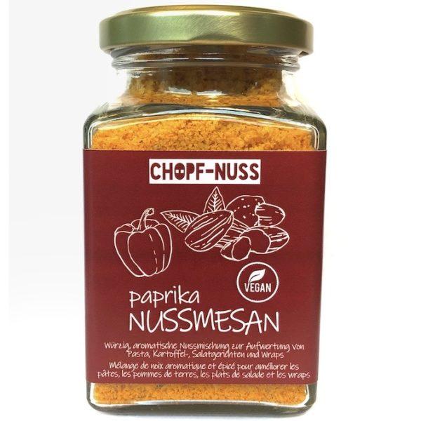 Chopf-Nuss - Nussmesan Paprika - 125g