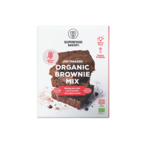 Superfood Bakery - Organic Brownie Mix - 266g