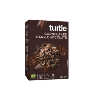 Turtle - Cornflakes - Dark Chocolate - 250g