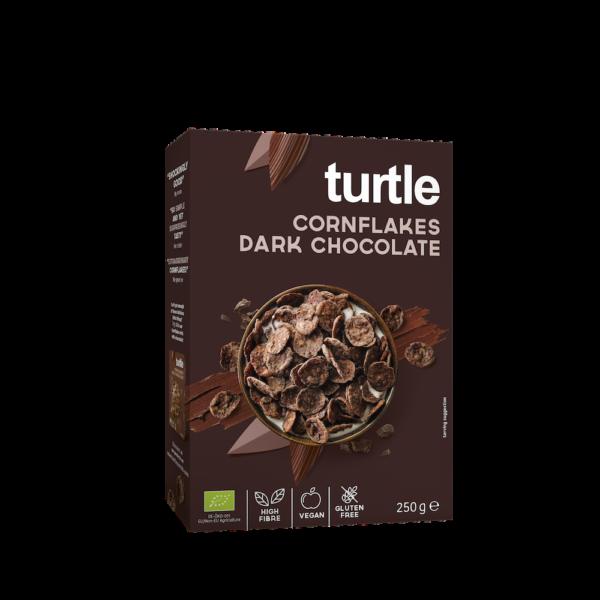 Turtle - Cornflakes - Dark Chocolate - 250g