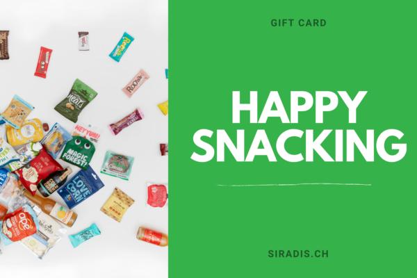 Gift Card - Siradis