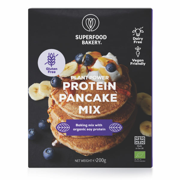 Superfood Bakery - Plant Protein Pancake Mix - 200g