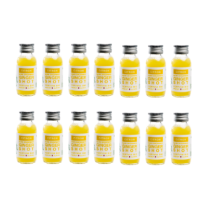 Siradis - Lemon Ginger Shot - Morning Routine 14x60ml