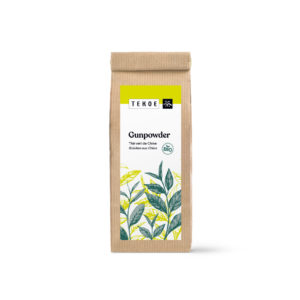 Tekoe - Gunpowder Tea Bio - 100g