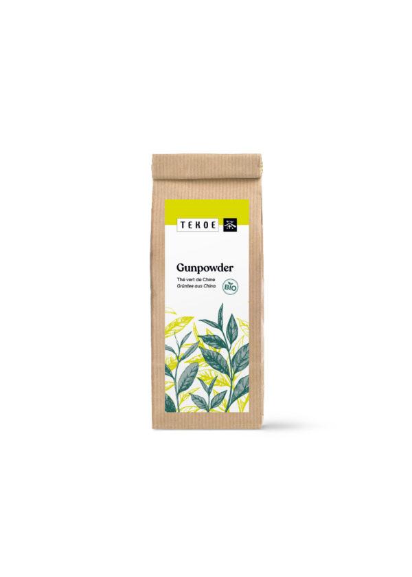 Tekoe - Gunpowder Tea Bio - 100g
