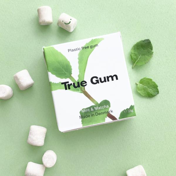 mint true gum