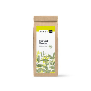 Tekoe - Mint Green Tea Bio - 100g