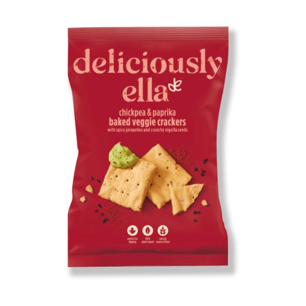 deliciously ella schweiz suisse crackers snack