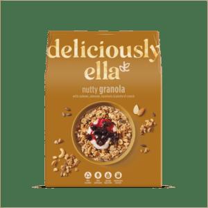 deliciously ella granola nutty switzerland