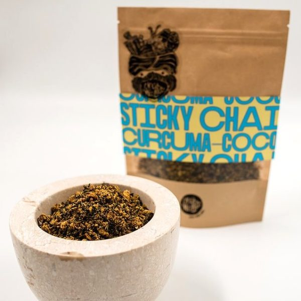 curcuma coco sticky chai switzerland tea