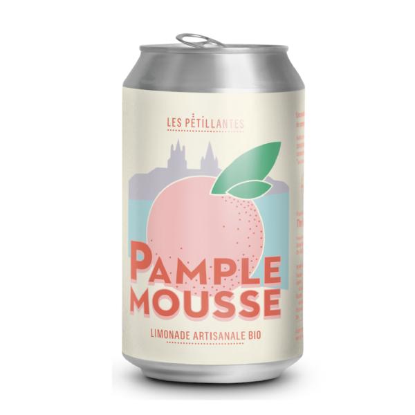 Les Pétillantes - Grapefruit 3x330ml (cans)