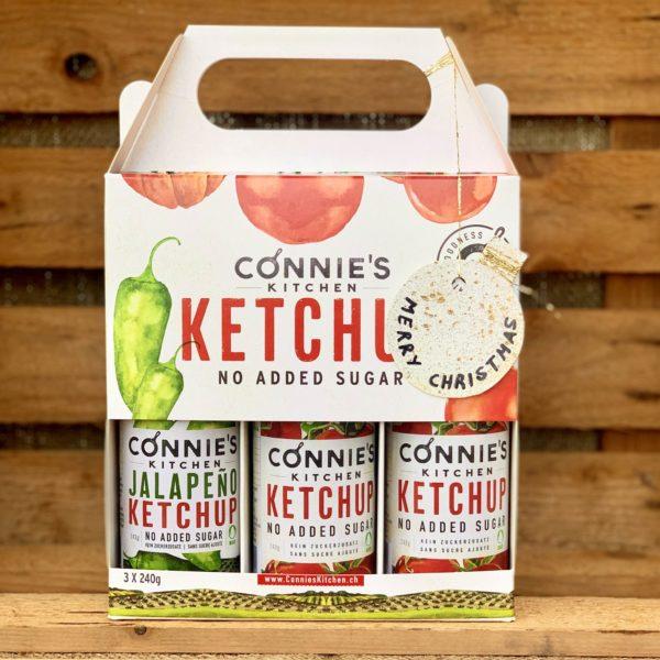 gift switzerland organic ketchup