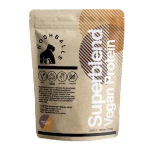 Noshballs - Protein Powder - Chocolate Peanut - 520g