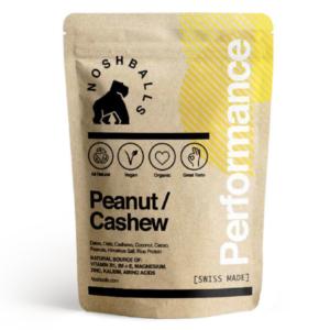 Noshballs - Power Balls - Peanut Cashew - 40g