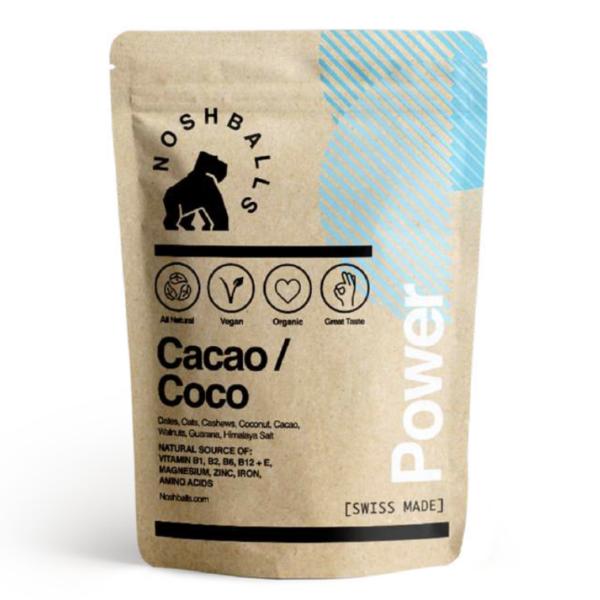Noshballs - Power Balls - Cacao Coco - 40g
