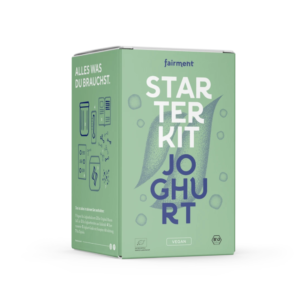 Fairment - Starter Kit - Yoghurt (vegan)