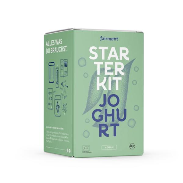 Fairment - Starter Kit - Yoghurt (vegan)