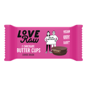 loveraw vegan chocolate cup Switzerland snack