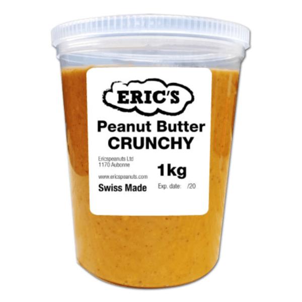 swiss peanut butter crunchy